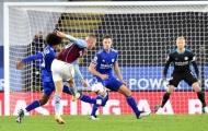 Barkley lập siêu phẩm đánh bại Leicester, Aston Villa là đội duy nhất toàn thắng
