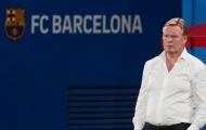 Koeman xác nhận, đón 'ma tốc độ' 45 triệu về Barca tháng 1