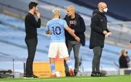 Pep Guardiola hiến kế cho Aguero ký hợp đồng mới với Man City