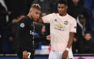 Đội hình kết hợp giữa PSG và Man Utd: Rashford sát cánh Mbappe