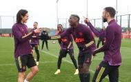 Man Utd có sẵn kế hoạch hoàn hảo để sử dụng Edinson Cavani