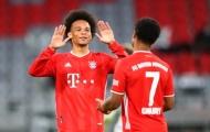 'Cơn lốc đường biên' đem tin vui đến cho Bayern Munich