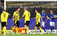 Bùng nổ hiệp 2 trước Schalke 04, Dortmund 'phà hơi nóng' lên Bayern