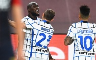 Lukaku lại ghi bàn, đưa Inter vào top 3 Serie A