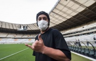 Ronaldinho dính virus Corona
