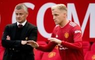 Van de Beek - Man United: Thương vụ bí ẩn của Ole