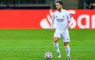 Vừa trở lại, Hazard khiến CĐV Real phát sốt