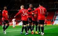 5 điểm nhấn sau trận Man Utd 5-0 RB Leipzig: Mở khóa Pogba, câu trả lời của Solskjaer