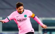 Barcelona 'troll' Ronaldo trong ngày Messi ghi bàn hạ Juventus