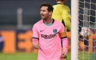 """Dọn cỗ cho Dembele, """"Vua kiến tạo"""" Messi đạt cột mốc cực khủng"""