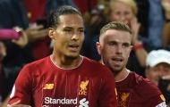 Đội trưởng của Liverpool sẵn sàng trám vào vị trí trung vệ