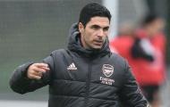 Thắng nhẹ nhàng Dundalk, HLV Arteta gửi chiến thư đến Man Utd