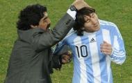 Messi và Maradona? Koeman đã có đáp án