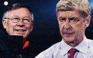 Hành quân đến Old Trafford, Arteta nhắc đến Sir Alex và Wenger