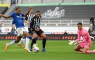 Không James Rodriguez, Everton bị đá bay khỏi ngôi đầu Premier League