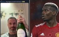 """""""Cà khịa"""" Gary Neville, huyền thoại Liverpool chế nhạo cách M.U sử dụng Pogba"""
