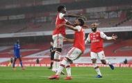 Nhận quà đẳng cấp từ Aubameyang, 'ngọc quý' Arsenal phấn khích: 'Đội trưởng của tôi hoàn toàn khác biệt'