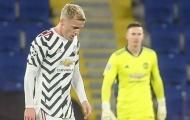 Patrice Evra đã đúng, Man Utd không cần Van de Beek