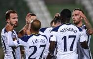 Bale - Kane sát cánh, Tottenham thắng nhàn trên đất Bulgaria