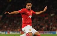 'Đó là hối tiếc của tôi khi còn khoác áo Man United'