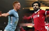 Đội hình kết hợp Man City - Liverpool: Tân binh bùng cháy, trung tuyến rực lửa