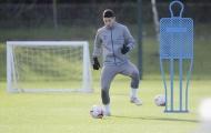 XONG! Ancelotti chốt khả năng James Rodriguez ra sân đối đầu Quỷ đỏ