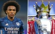 Willian: 'Arsenal sẽ vô địch Ngoại hạng Anh vào năm đó...'