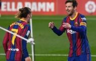 'Hot trend' sân cỏ châu Âu tuần qua: Đẳng cấp Messi; 'Drama' ở Ligue 1