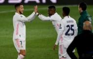 3 điểm yếu của Real cần Zidane khắc phục ngay mùa đông 2021