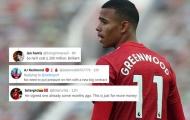 CĐV Man Utd nổi đóa với 1 thông tin tương lai của Mason Greenwood