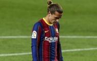 """""""Griezmann phải ra đi vì không ăn ý với Messi"""""""
