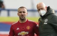 Man Utd mất Shaw một tháng: Khi Ole đứng trước thay đổi bước ngoặt
