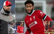 3 trung vệ để Liverpool 'chữa cháy' cho hàng phòng ngự