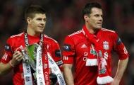 Bỏ qua Steven Gerrard, Jamie Carragher chọn ra tiền vệ vĩ đại nhất