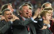 'Chúng tôi đã chiến thắng nhờ tinh thần của Sir Alex'