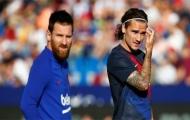 Rời Barca, Rakitic tiết lộ sự thật về mối quan hệ giữa Messi và Griezmann
