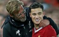 """""""Liverpool cuối cùng cũng có người thay thế Philippe Coutinho"""""""