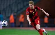 De Bruyne lại tạo nên đường bóng siêu việt trong chiến thắng trước tuyển Anh