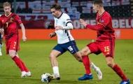 Đội tuyển Anh thua cuộc nhưng nhạc trưởng Grealish vẫn biết cách 'nhảy múa' trước người Bỉ