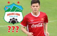 """Gia cố hàng thủ, HAGL """"tăm tia"""" thêm 1 tuyển thủ ĐT Việt Nam"""