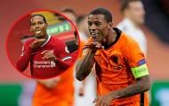 Sao Liverpool lý giải việc 'sao chép' kiểu ăn mừng của Van Dijk