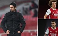Arteta bất bình về vụ ẩu đả giữa Luiz - Ceballos