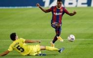 Man Utd ra giá cực sốc cho Ansu Fati, Barca nhanh chóng hồi đáp