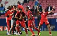 Mơ được chơi cho Man Utd, sao Bayern khiến Ole đứng ngồi không yên