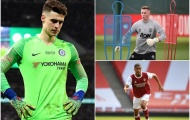 5 ngôi sao Premier League có thể ra đi theo dạng cho mượn vào tháng Giêng