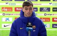 Messi, Barca bị chỉ trích vì cho sao 17 tuổi ra trả lời phỏng vấn sau trận
