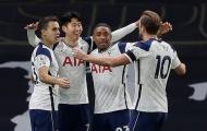 Pep 'cúi đầu' trước Mourinho, Tottenham lên ngôi đầu bảng Premier League