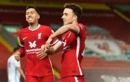 9 con số ấn tượng trận Liverpool 3-0 Leicester: 'Show diễn' của Jota