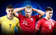Top 10 ngôi sao đỉnh nhất lỡ hẹn VCK EURO 2020