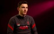 Gạch tên Man Utd, Robertson chỉ đích danh 3 đối trọng lớn nhất của Liverpool